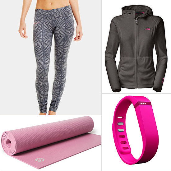 The Power of Pink: Fitness Products That Benefit Breast Cancer Awareness