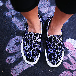 DIY Lace Sneakers | Video