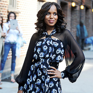 Kerry Washington Scandal Premiere Style | Video
