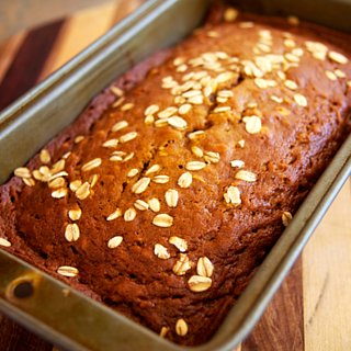 Oatmeal Pumpkin Spice Bread Recipe