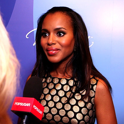 Kerry Washington Interview on Michelle Obama (Video)