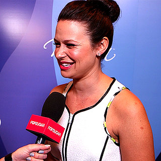 Katie Lowes Interview on Scandal Season Three (Video)