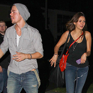 Nina Dobrev and Derek Hough on a Date | Pictures