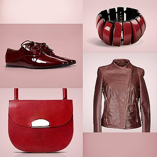 Colour Crush Oxblood in Autumn