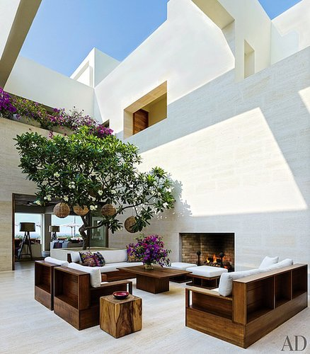 George Clooney and Cindy Crawford's Home in Mexico