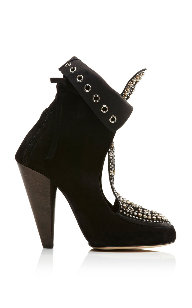 Isabel Marant Mossa Studded Shoes ($1,260)
