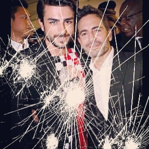 Marc Jacobs and Boyfriend Harry Louis Instagram Breakup