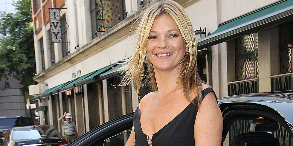 Kate Moss Reunites With Topshop For New Collaboration