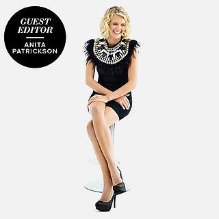 Celeb Stylist Anita Patrickson