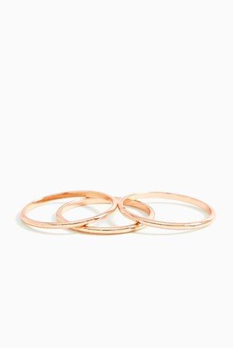 Small Talk Midi Ring Set