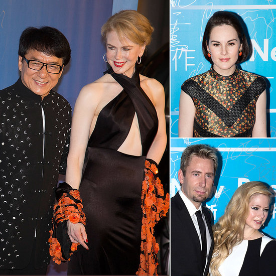 Nicole Kidman Brings Out the Sexy at China's Answer to the Oscars