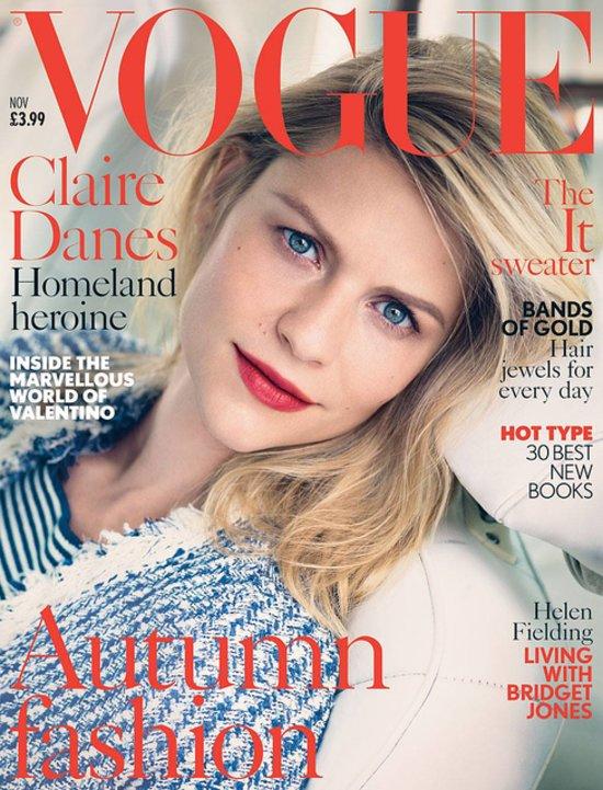 欧美时尚杂志11月封面赏