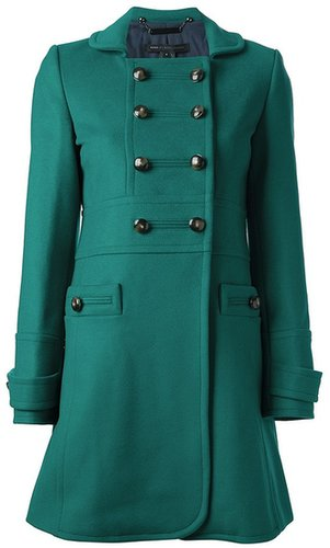 Marc By Marc Jacobs double breasted coat