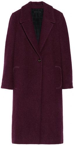 Marc by Marc Jacobs Rex wool-blend coat