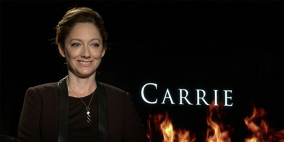 "Judy Greer Says Chloë Moretz Was Sometimes ""Really Hard to Watch"" in Carrie"