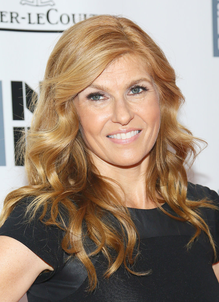 Connie Britton showed off her iconic mane at the 12 Years a Slave and Nebraska premieres.
