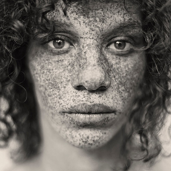 Photographers can find beauty in many different places, and Reto Caduff features the handsomeness of freckles in his photo book Freckles ($180). She'll never feel insecure about her spotted features when you give her a glimpse of all these gorgeous faces.