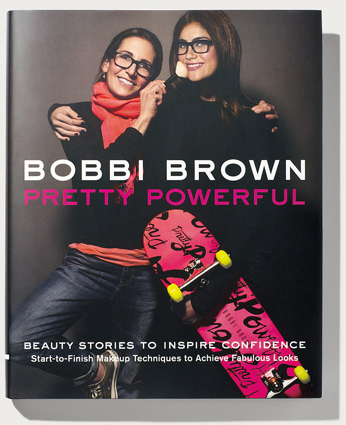 Bobbi Brown Pretty Powerful ($30) is more a motivational book than a makeup guide (even though Bobbi has done that before, too). Inside there are inspiring messages from celebrities like Rachel Roy and Gabourey Sidibe right at your fingertips for days when you feel less than glamorous.