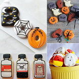 21 Boo-tiful Halloween Cookies