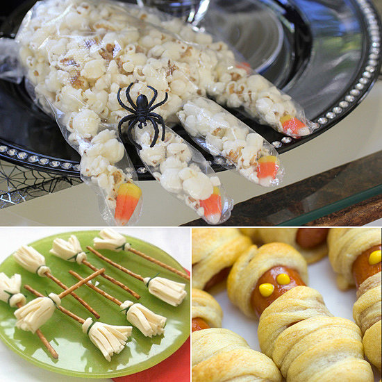 Not a Trick: 9 Healthy Halloween Treats
