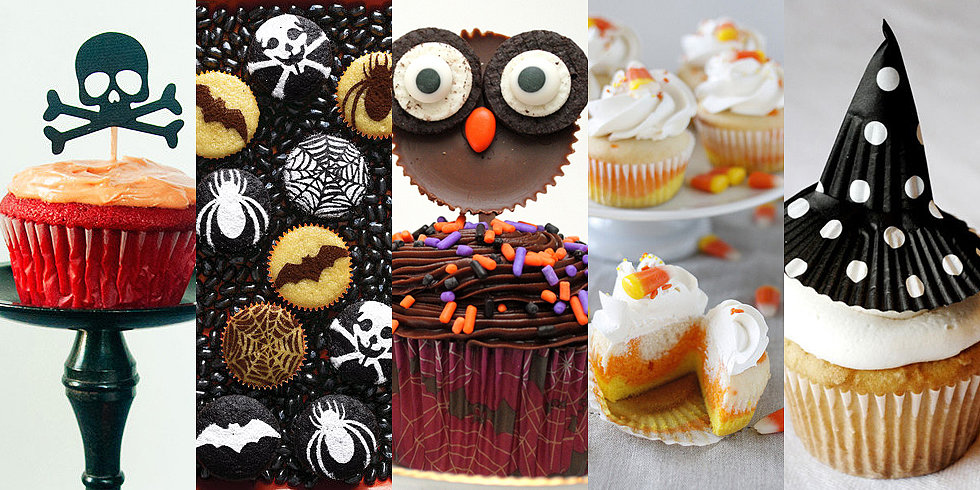 15 Spooky, Sweet Cupcakes For Halloween