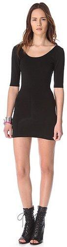 Bop basics Tracy Open Back Mini Dress