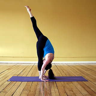 Balancing Yoga Sequence