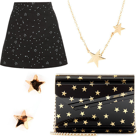 What A Star! Shine On In Spring's Star-Studded Styles
