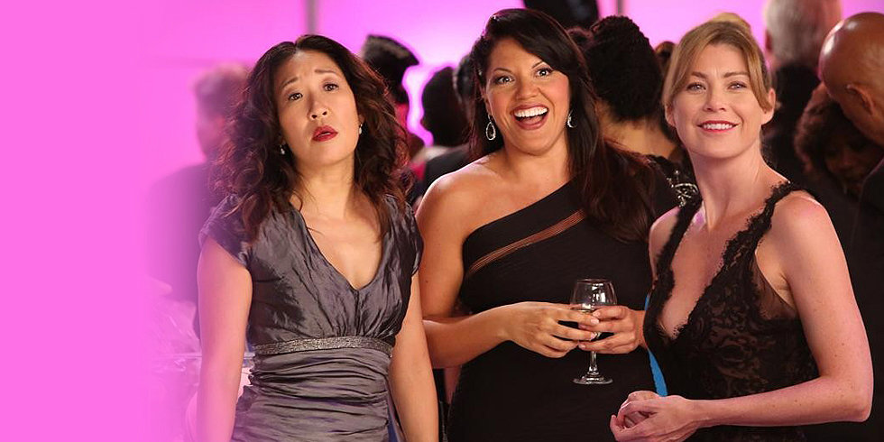 "Grey's Anatomy Rundown: ""Puttin' On the Ritz"""