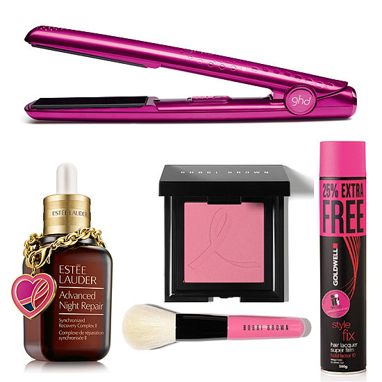 Pretty in Pink: 10 Products to Help Beat Breast Cancer