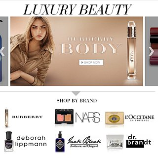 Amazon Luxury Beauty Shop