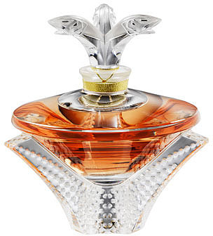 Lalique 2010 Crystal Parfum- Cascade