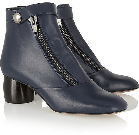 Block-Heel Boot
