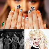 A Falsie How-To, Spooky Nail Art, and More Social Winners this Week