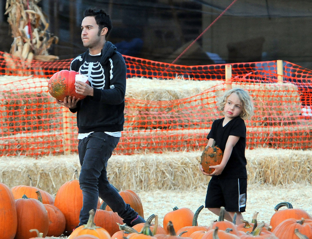 Pete Wentz Photos