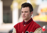 Kurt honors Finn by wearing his letterman jacket.
