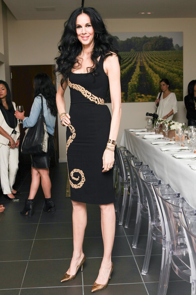 L'Wren Scott launched her Caudalie collaboration at The Plaza Hotel.