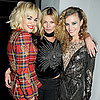 Models and Celebrities at Fashion Parties | Oct. 07, 2013