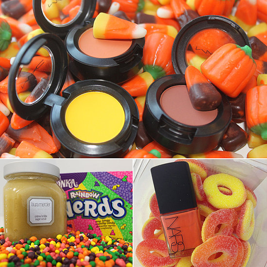 Halloween Candy and Makeup Pairings to Satisfy Your Sweet Tooth
