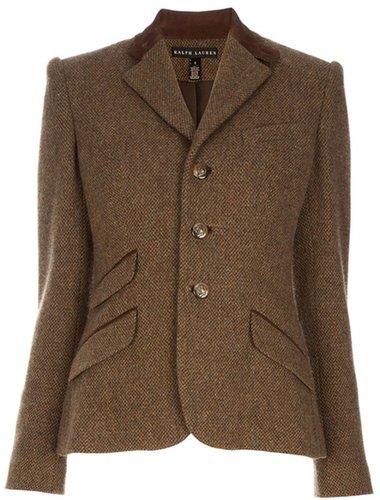 Ralph Lauren Black Label wool blazer