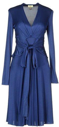 ISSA 3/4 length dress