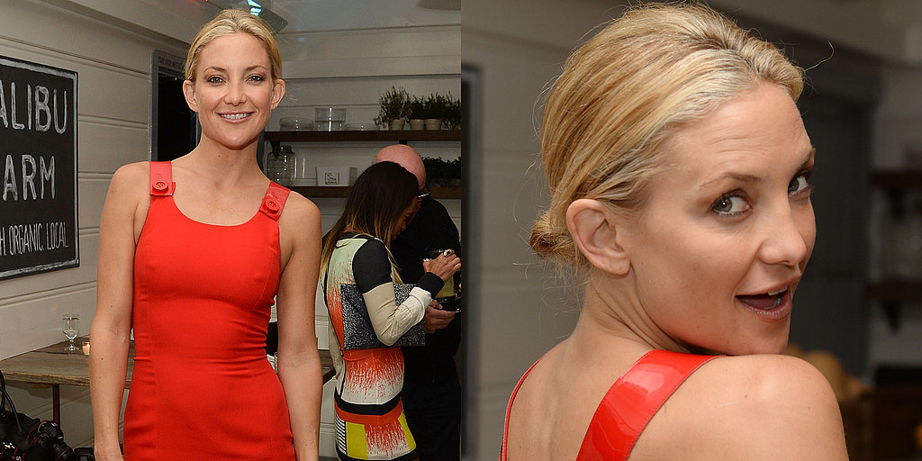 Kate Hudson Combines Fitness With Fashion