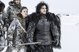 Ygritte and Jon Snow From Game of Thrones