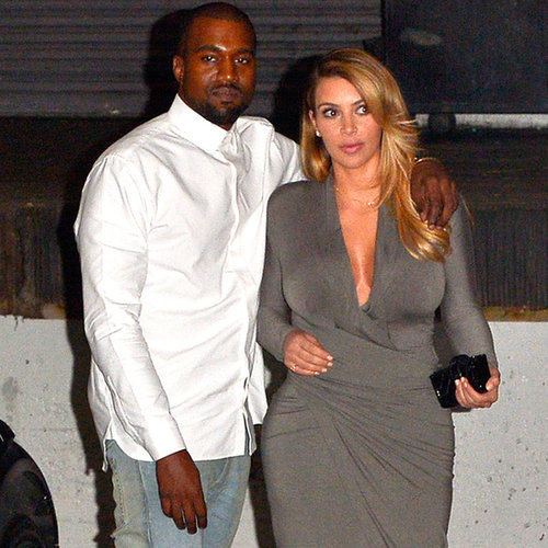 Pictures Of Kim Kardashian And Kanye West: Opera Date Night