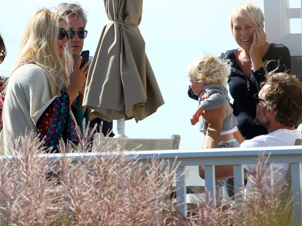 Jessica Simpson snapped photos of her daughter, Maxwell Johnson.