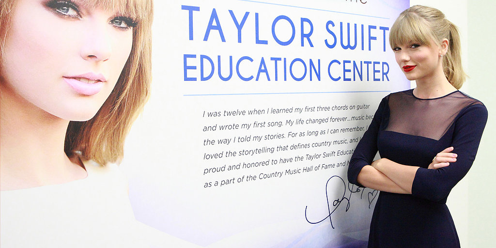 Taylor Swift May Want a Bad Boy, but She's Still Doing Good
