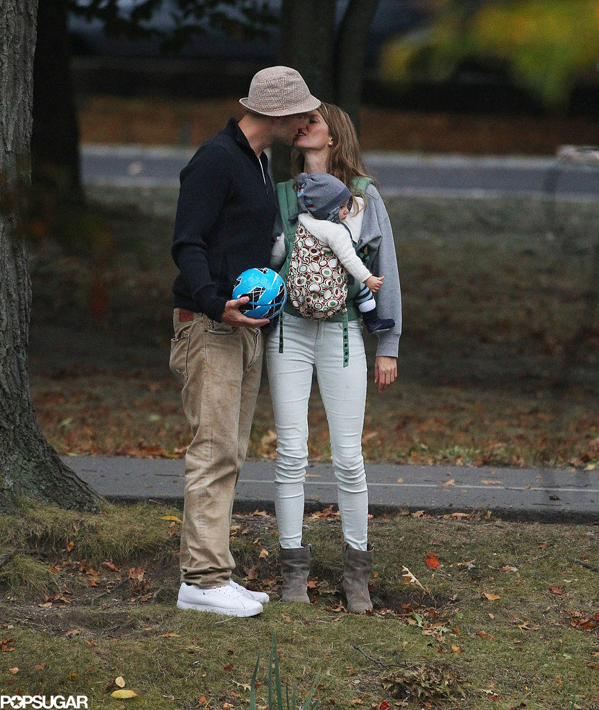 Tom and Gisele's Picture-Perfect Fall Family Day Might Make Your Heart Explode