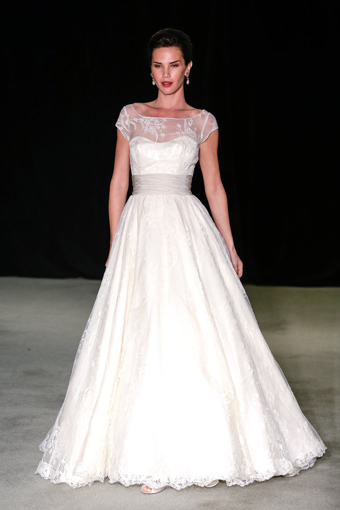 Anne Barge Bridal Fall 2014