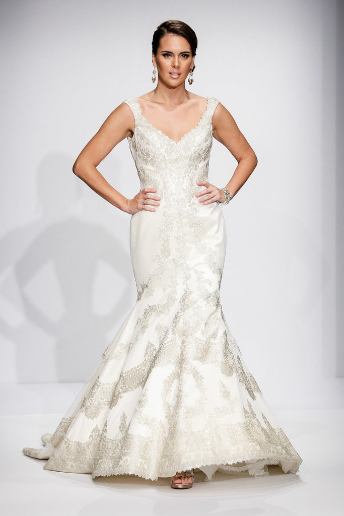 Matthew Christopher Couture Bridal Autumn 2014