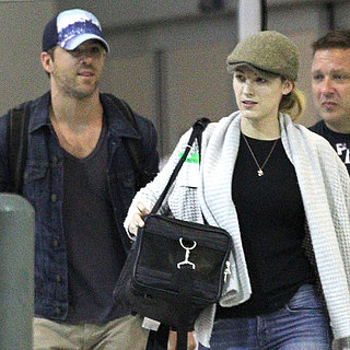 Blake Lively and Ryan Reynolds in New Orleans
